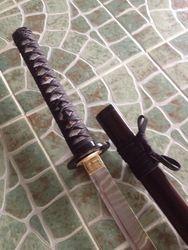 Sakabato Reverse Blade Katana Sword (Anime)