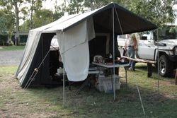 Tom's Campsite at Tambo Caravan Park
