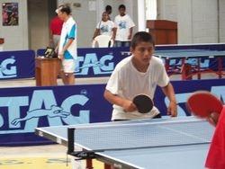 CADET Daniel Echeverria - 4th place