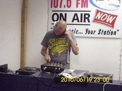 Willie Hadden Mixing