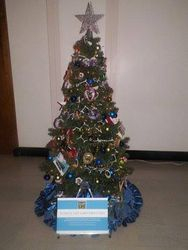 LifeSource Donor Christmas Tree