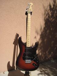 2011 Fender Stratocaster Copperburst MIM