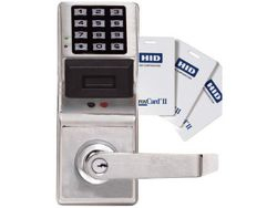 Alarm Lock pdl3000 prox card entry lock