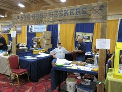 NGS booth at GPAA 04-2013