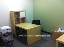ikea expedit desk installation service in lanham MD