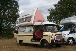 Bedford Dormobile camper