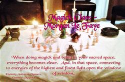 Magick Class - Morgan Le Faye