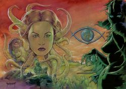 """""""Transcendant"""" DVD cover/Poster art"""