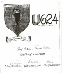 Crest of the U624