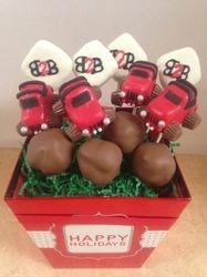 Jeep Cake Pops