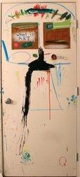 """""""The Door To Gallery 7"""" (back)"""