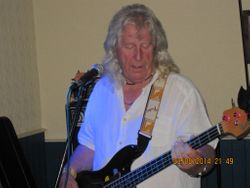 Roger the bass player