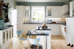 COLONIAL FLAXLEY OYSTER (PALE CREAM) KITCHEN