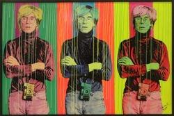 Three Warhol, 2008