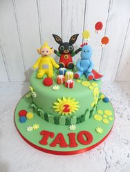 Taio's Birthday Cake