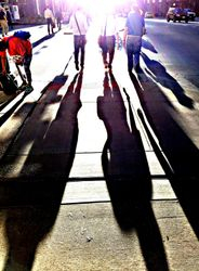 Blinding Shadows