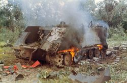 Destroyed -APC: