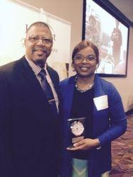 Supervisor Awarded Volunteer of Year