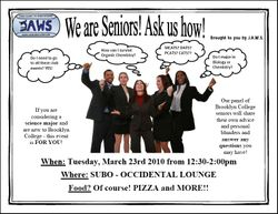 We are seniors! Ask us how!
