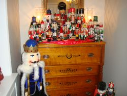 Hewetson Home Nutcrackers