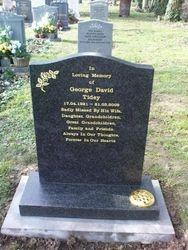 South African ogee top memorial