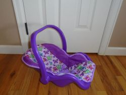 Baby Doll Carrier - $6