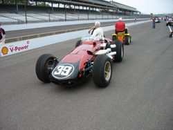 "1966 ""Racing Associates"" Watson turbo OFFY"