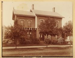 The Wison House before renovation.
