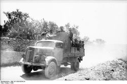 Blitz Truck: