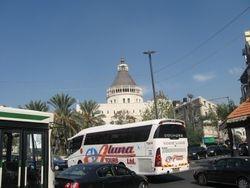 Vista panoramica de Iglesia Anunciacion