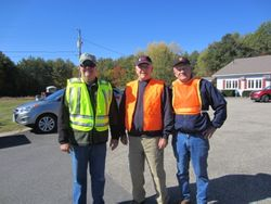 Our Volunteer Parking Assistants