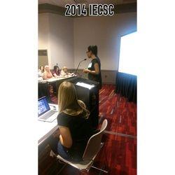 IECSC Las Vegas 2014
