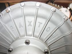 Granatelli made Paxton supercharger