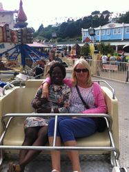 OUR DAY IN SOUTHEND