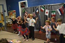 Dancing Stars recital