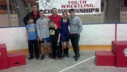 2013 - Ontario Youth Wrestling Festival (Milton, ON)