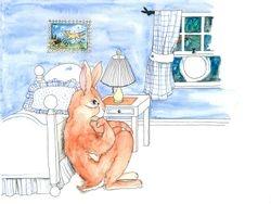 Fuzzy Bunny sample 3