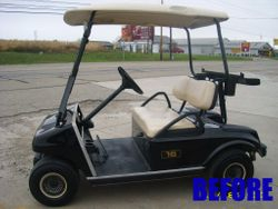 2003 Club Car Ds Gas