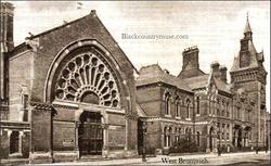West Bromwich, c1920.