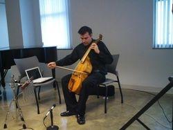 David Dean Mendoza @ New Music Miami Alumni Concert
