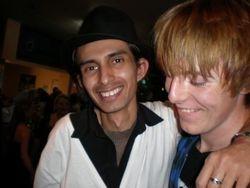 Philip and Mitch at Tamworth 08