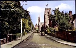 Stourbridge. 1950s.