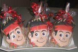 Jake Sugar Cookies