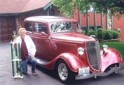 Jim Mooney's 1934 Ford