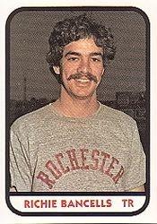 Card #20: Richie Bancells