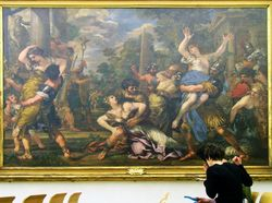 Pietro da Cortona, Rape of the Sabines,