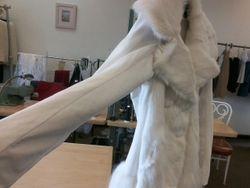 Fo-fur coat