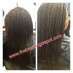 HOllywood Kanekolan Box Braids