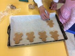 Gingerbread Cookies!