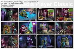 Mattel - Monster High Dolls